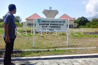 Bangunan KTM Tambora. Foto: Ady