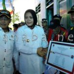 Bupati Bima Sambut Tim Ekspedisi Bhakti PMK di Bajo Pulau