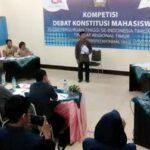 STIH Lolos 8 Besar Debat Konstitusi di Mataram
