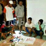 Narkoba, 4 Pemuda Dibekuk Polisi