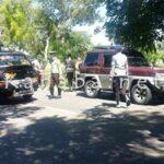 Melanggar, 200 Kendaraan Ditilang