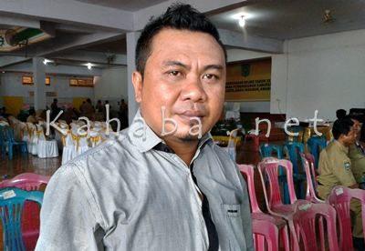 Humas KONI Kabupaten Bima, Arif Rahman. Foto: Noval