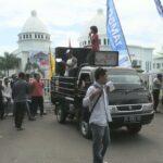 May Day, Mahasiswa Desak Marmer Oi Fo'o Dituntaskan