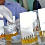 BNN Tes Urine Pegawai Kesyahbandaran dan Otoritas Pelabuhan Bima