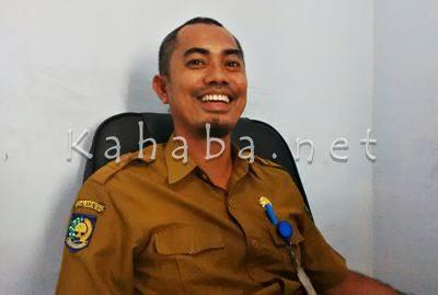 Kabis Amdal dan Pelestarian BLH Kota Bima, A. Haris Dinata. Foto: Bin