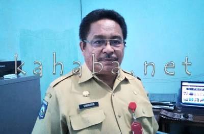 Kepala BKP2 Kota Bima Syamsuddin. Foto: Bin