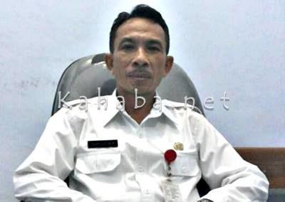 Kepala BLH Kota Bima H. Syamsuddin