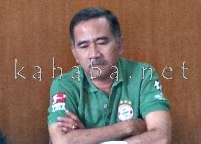Kepala Bakesbangpol Kota Bima, Achmad Fathoni.