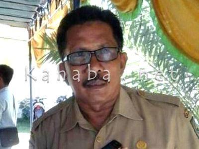 Kepala Disnakertrans Kabupaten Bima, Ishaka. Foto: Ady