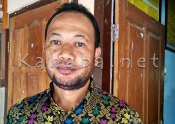 Kepala SMK 45 Kota Bima Syarif Hidayatullah. Foto: Eric