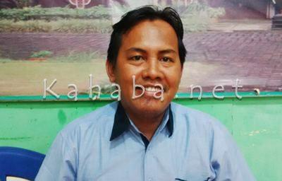 Ketua DPC FGII Kabupaten Bima Nukman. Foto: Bin