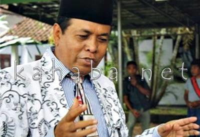Ketua PGRI Kota Bima H. Sudirman. Foto: Bin