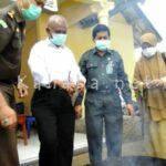 Polres Bima Kota Musnahkan 220,8 Gram Ganja