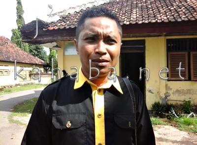 Paman korban percobaan pemerkosaan, Syaiful. Foto: Ady