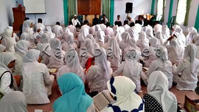 Peserta Nusantara Mengaji. Foto: Bin