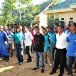 Baznas Salurkan Bantuan Kepada Pegawai Kontrak Kebersihan