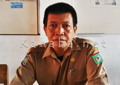 Wakasek Kurikulum SMA Salahuddin Kota Bima Ahmad Nuryadin. Foto: Bin