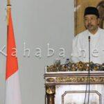 Qurais Raih Tanda Kehormatan Satyalancana Pembangunan dari Presiden
