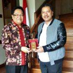 Walikota Bima Bertemu Konsulat Jenderal Indonesia untuk Turki