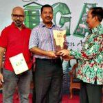 Hebat, Kota Bima Raih Penghargaan Green City
