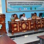 LPA Gelar Workshop Pembentukan Pokja SPPA