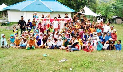 BSMI dan para Santri Ponpes Alfatul Alim pose bersama. Foto: Bin
