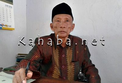 Baznas Kabupaten Bima, H. Abubakar H. Usman. Foto: Ady