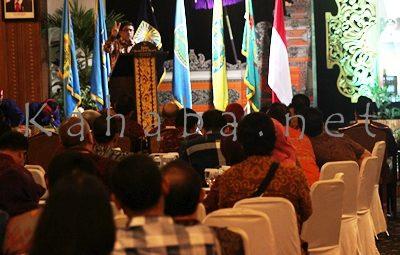 Dirjen Otonomi Daerah Kementerian Dalam Negeri Soemarno MDM. Foto: Bin
