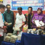 Produk Unggulan Pemkot Bima di Pameran Apeksi Denpasar, Laris