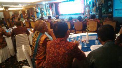 Rakor Muskomwil IV Apeksi di Denpasar. Foto: Bin