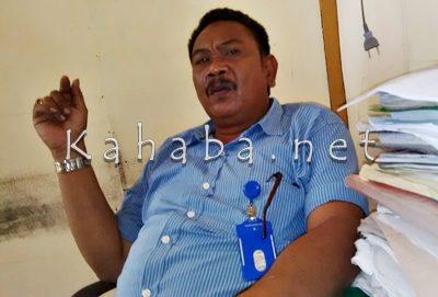 Kabid Tanaman Pangan dan Holtikultura Dinas Pertanian dan Peternakan Kota Bima, Ridwan. Foto: Bin
