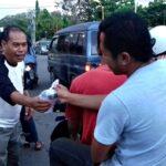 Hari Pertama Ramadan, PKS Bagi Bagi Takjil