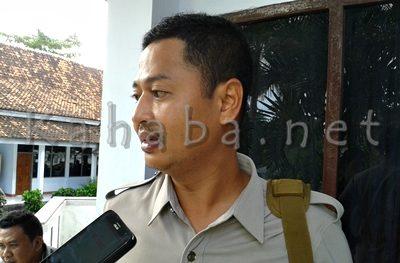 Kasat Reskrim Polres Bima Kabupaten, AKP Erikson S. Ik. Foto: Noval