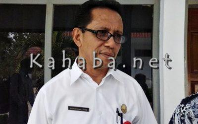 Kepala Dinas Pertanian Tanamanan Pangan dan Holtikultura. Foto: Ady