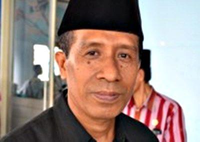 Kepala Kemenag Kota Bima, H.Syahrir. Foto: Eric