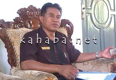Kepala SMKN 1 Kota Bima, Muhtar. Foto: Eric