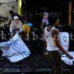 7 Lokal Pasar Senggol Terbakar