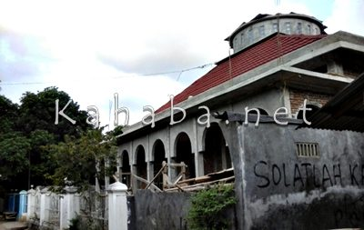 Masjid LDII di Kelurahan Manggemaci. Foto: Ady