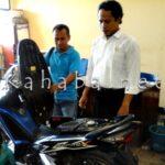 Penadah Curanmor Ditangkap Polisi