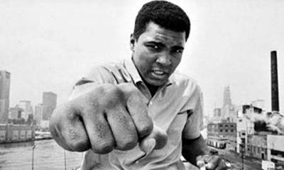 Muhammad Ali.  Sumber Foto: www.theguardian.com