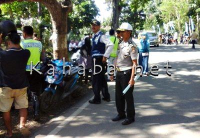 Operasi Gabungan yang digelar UPT PPDRD dan jajaran. Foto: Deno