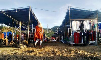 Pasar Lebaran di Pasar Amahami Kota Bima. Foto: Bin