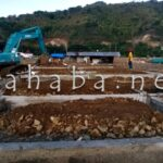 Dewan Sorot Pembangunan Los Pasar Amahami