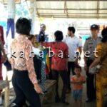 Polisi Geledah Pedagang Pasar Kumbe