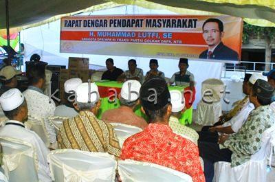 Rapat Dengar Pendapat di Dodu. Foto: Ady