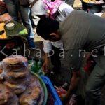 Polres Bima Geledah Pasar Tente dan Pasar Bolo