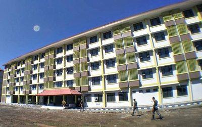 Rusunawa Kota Bima. Foto: Hum