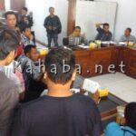 Pertemuan Komisi II dengan Penangkar Gagal