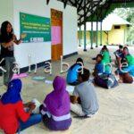 Lakpesdam Gelar Sekolah Jurnalisme Warga di Oi Bura