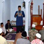 Safari Ramadan di Lambu, Wakil Bupati Paparkan Visi Keagamaan